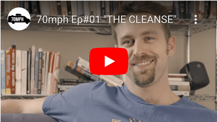 """70mph Short Film #1″THE CLEANSE"""""""