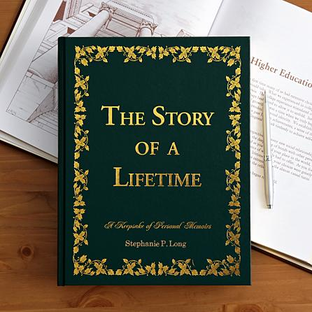Story of a Lifetime - 70th Birthday Gift Ideas for Mom