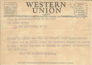 19440528- WWII  telegram  injured -600