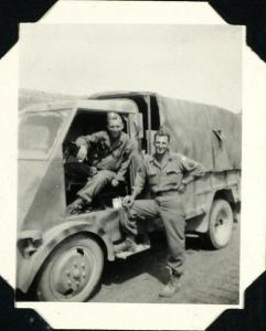 Durgen & Chick,  Kraut Truck