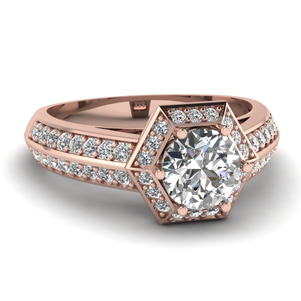 The Most Beautiful Wedding Rings Diamond Gold Wedding