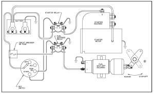 ALTERNATOR WIRING DIAGRAM VOLVO PENTA  Auto Electrical Wiring Diagram