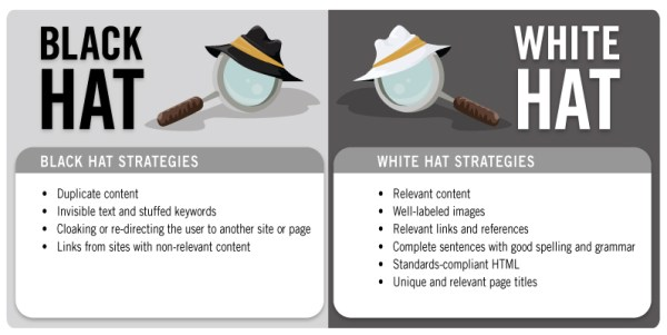 black hat white hat