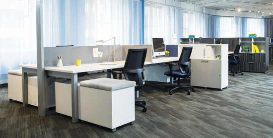 AIS Oxygen Workstation Clean Lines Amp Style For Modern Spaces