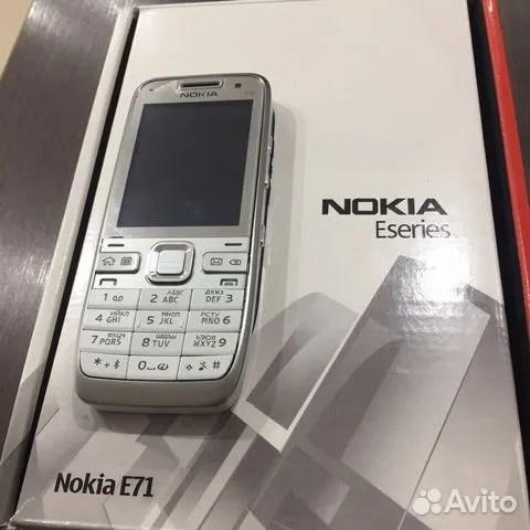 Nokia E52 White Оригинал. Новый. Гарантия купить в ...