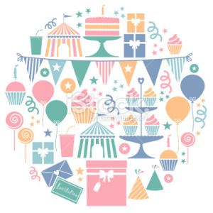 stock-illustration-22365083-party-icon-set