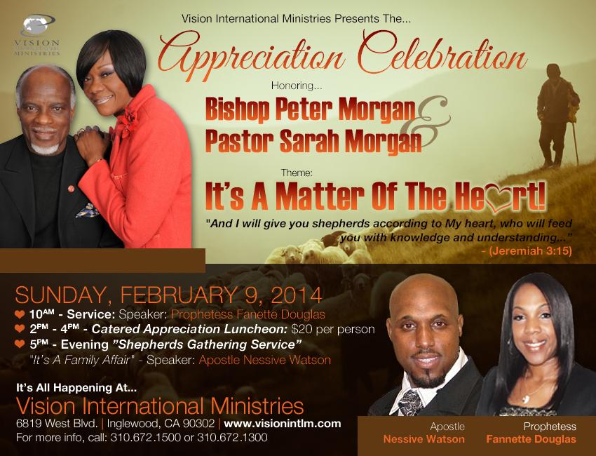 Vision International Ministries