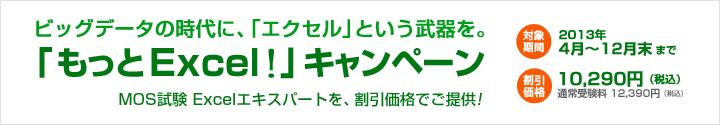 Excelキャンペーン