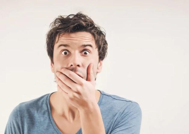 「ショックを受ける 男」の画像検索結果