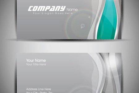 Mobile Business Card Vector Free Download   drive cheapusedmotorhome     Business card set 100  4   Eps Business Card Template Vector