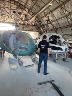 Peste zece elicoptere produse clandestin în Criuleni urmau să ajungă în spațiul CSI