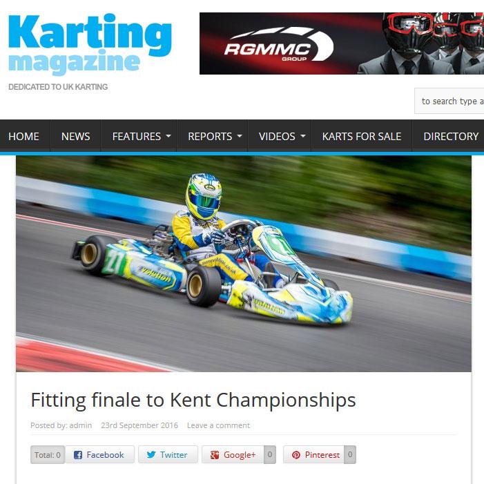 Buckmore Park Kart Club Summer Championship Round 5 + The Kent Championship Round 6