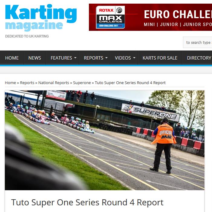 Tuto Super One Series Round 4 Report
