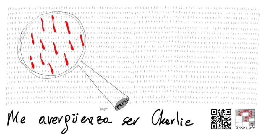 Me avergüenza ser Charlie
