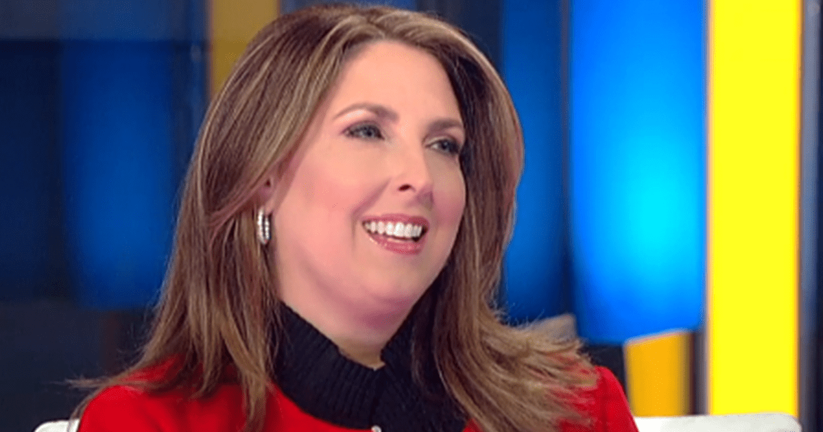 "Ronna McDaniel ""Now that"" Trump ""is once again acquitted….maybe Democrats will finally focus on getting to work for the American people"""