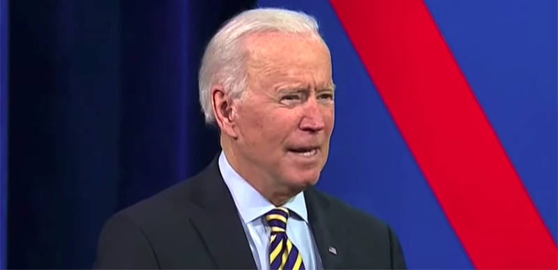 WOOPS! Biden claims that blacks and hispanics don't know how to use the internet
