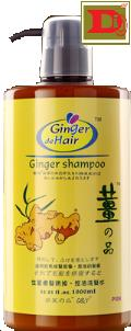 Ginger Shampoo for hair loss (end 1/15/2018 11:15 AM - MYT )
