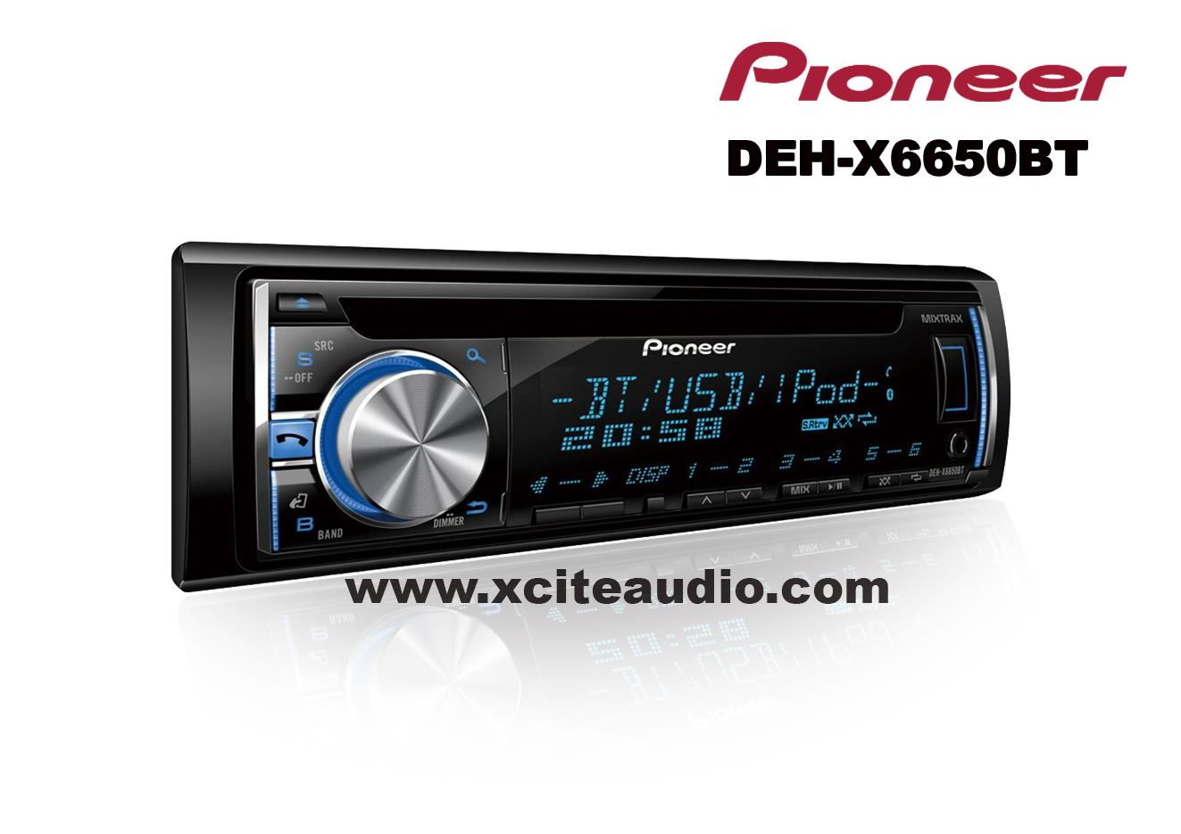 pioneer deh x6650bt car usb ipod bluetooth pandora player mixtrax xciteaudio 1501 22 xciteaudio@15?resize\\\\\\\\\\\\\\\=665%2C470 pioneer deh p6900ub wiring harness pioneer radio wiring harness Pioneer 16 Pin Wiring Diagram at gsmx.co
