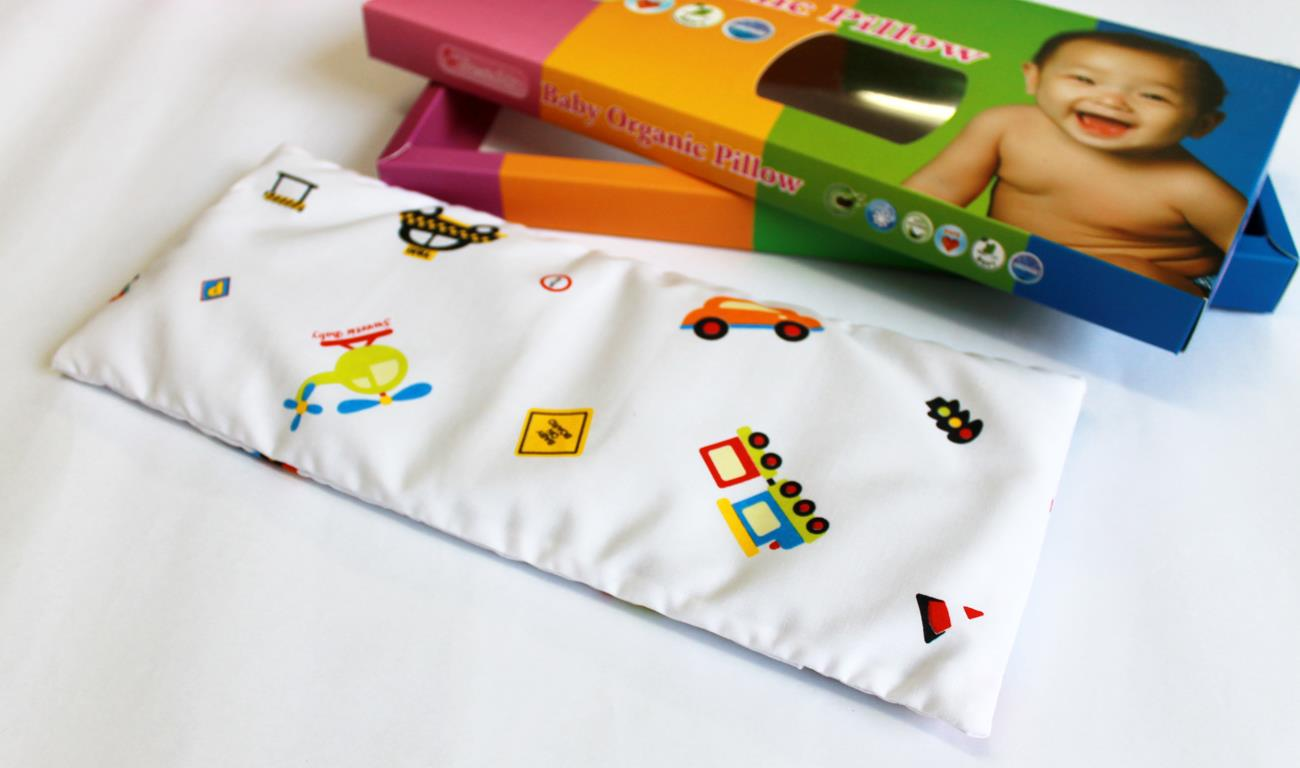 Organic Baby Pillows Promotion For Promotional
