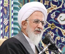 Ayatollah Abdollah Javadi-Amoli (Photo courtesy of Khabar Online)