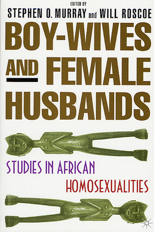 Boy Wives and Female Husbands cover