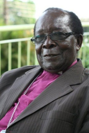 Bishop Christopher Senyonjo