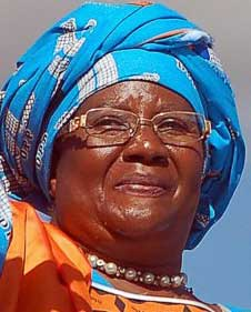 Malawi president homosexuality