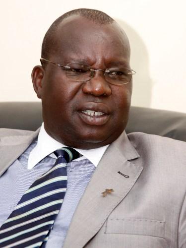 Simon Lokodo, Uganda ethics minister (Photo courtesy of Gayvasion.com)