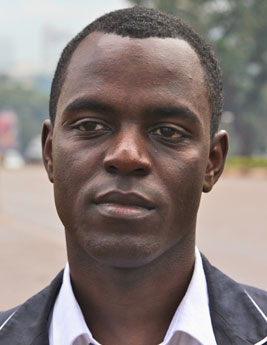 Frank Mugisha, executive director of Sexual Minorities Uganda (Photo courtesy of Rafto Foundation)
