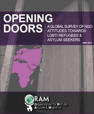 ORAM refugee report