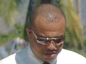 Jamaican police official Derrick Champagnie is investigating the case. (Photo courtesy of The Gleaner)