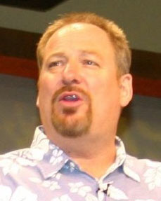 Rick Warren, pastor of Saddleback Church (Photo courtesy of Wikimedia Commons)