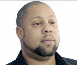 """Dane Lewis, president of J-FLAG, on YouTube video in the """"We Are Jamaicans"""" campaign."""