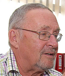 Guy Scott, former vice president of Zambia (Photo courtesy of Wikipedia)