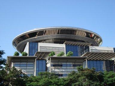 Singapore Supreme Court building