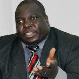 Chishimba Kambwili, Zambian minister of youth and sports (Photo courtesy of Facebook)
