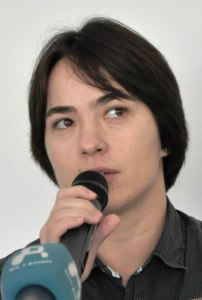 Olena Shevchenko (Photo courtesy of Facebook)