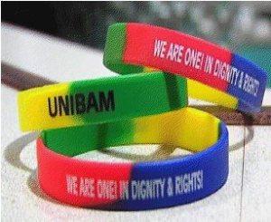 Unibam bracelets