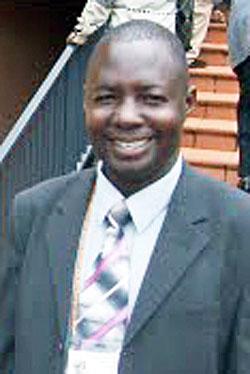 Kikonyogo Kivumbi (Photo courtesy of UHSPA)