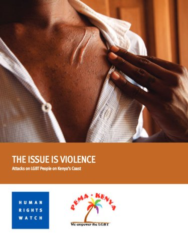 Click on the image to download the report on anti-LGBT violence in coastal Kenya.