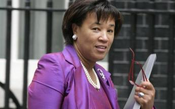 Baroness Scotland (Photo courtesy of The Telegraph)