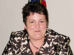 Virginia Palmer, current U.S. ambassador to Malawi (Photo courtesy of vietbao.vn)