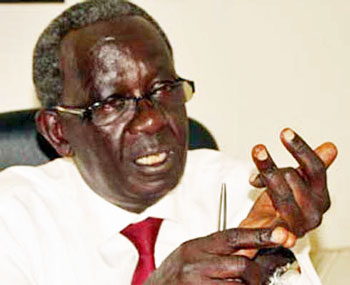 Dr. David Kihumuro Apuuli (Faiswal Kasirye photo courtesy of The Monitor)