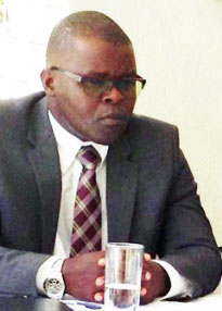 John Suzi-Banda, president of the Malawi Law Society. (Photo courtesy of Nyasa Times)