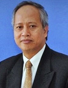 Dr. Muhammad Nasir, Indonesia's minister of research, technology and higher education. (Photo courtesy of Universitas Ubudiyah Indonesia)