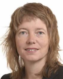 Malin Björk, member of the European Parliament from Sweden. (Photo courtesy of Guengl.eu)