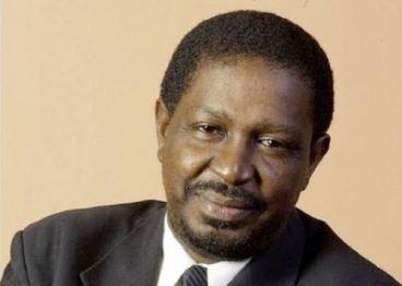 Ransford Braham, former attorney general of Jamaica.