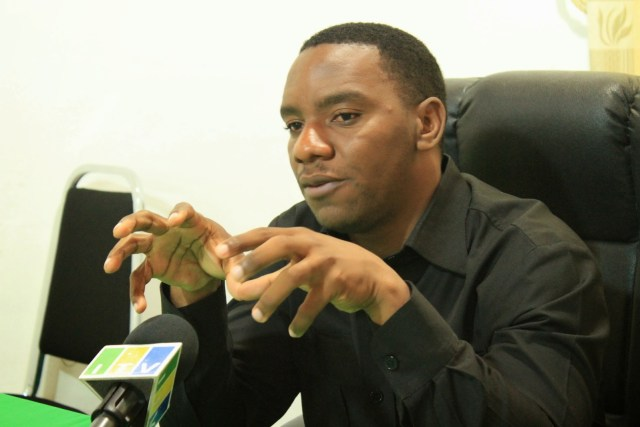 Paul Makonda, the anti-gay regional commissioner of Dar es Salaam in Tanzania, set off an international furor last month when he asked Tanzanians to report suspected homosexuals so they could be arrested. (Photo courtesy of HIVisasa.co.tz)