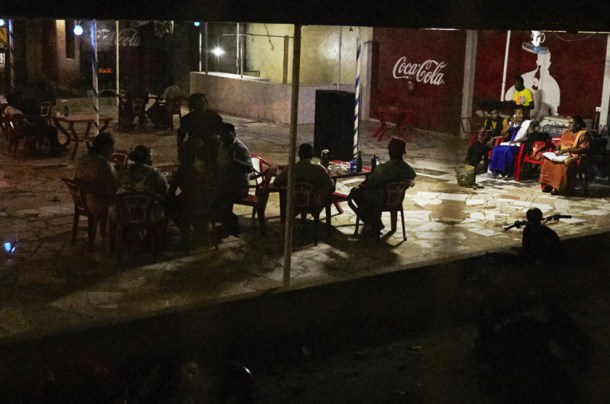 The Golf Club bar in Zanzibar. (Nicky Woo photo courtesy of BuzzFeed News)