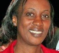 Ruth Senyonyi (Photo courtesy of Mark & Dayna's Blog)